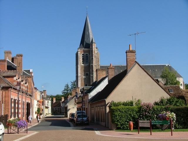 Le village de Vouzon