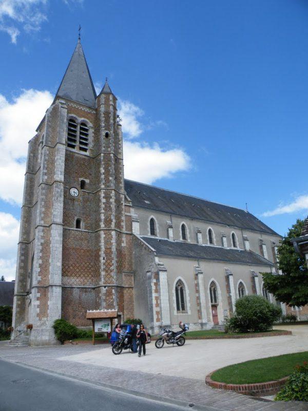 église de Vouzon