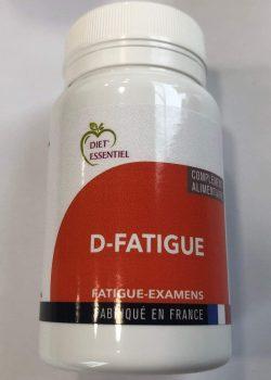 Complément alimentaire d-fatigue