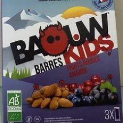 barres baouw kids fruits rouges
