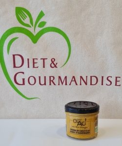diet-et-gourmandise-produit-concocte-en-auvergne-mousse-de-carotte-au-bleu-de-auvergne
